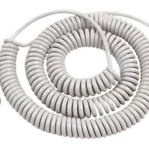 Coiled Call Cords
