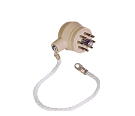 Dummy Plug, Fisher Berkley, 8 Pin