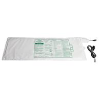 "Premium bed pad 10 x 30"", 1 year warranty"