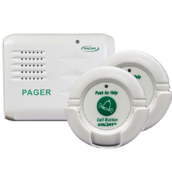 Wireless Nurse Call Button Paging System – TL-5102TP
