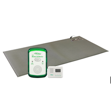 Wireless Call Monitor System, Floor Mat And LDC Pager – WMFM7-SYS
