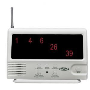 433 Wireless Central Monitoring Unit – 433-CMU-40