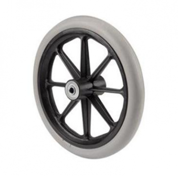 Solid Front Caster Wheels
