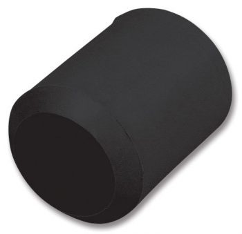 Tipping Lever Rubber Sleeves, Black, 10/PK