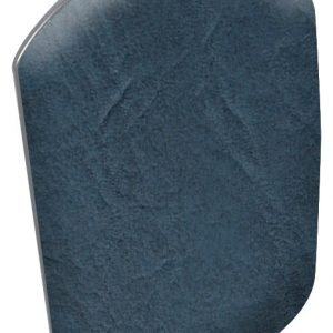 Leg Rest Pads, Grey Base (50-Dark Blue Invacare)