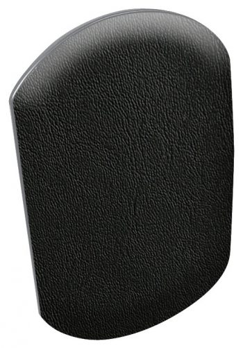 Leg Rest Pads, Grey Base (58-Black)