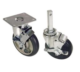 Casters For Carts