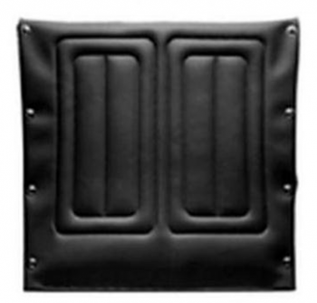 Invacare 1″ Flared Back Upholstery.