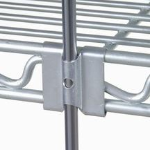 Nexel Spring Clip For Shelf Rods