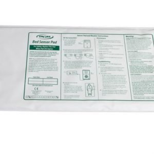"Standard bed pad 10 x 30"", 90 day warranty"