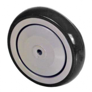 Polyurethane Wheel, Round Tread