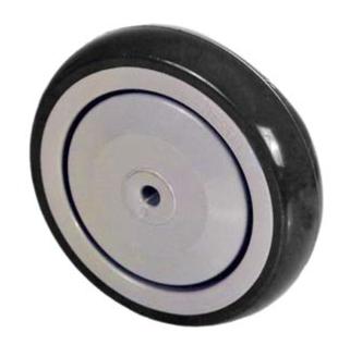 Polyurethane Wheel, Round Tread
