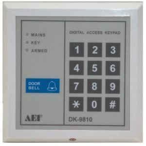 Wired Wall Mount Keypad For Anti-Wandering System – TL-2010KP