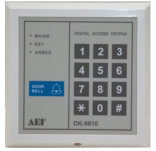 Wired Wall Mount Keypad for Anti-Wandering System
