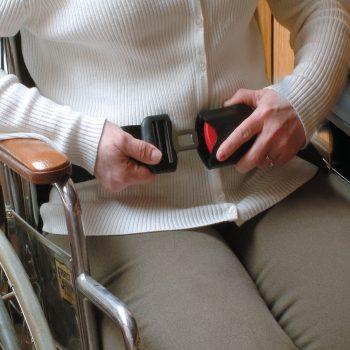 Easy Release Wheelchair Seat Belt Alarm – TL-2109
