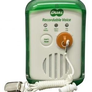 Recordable Voice DUAL Pull String Monitor – TL-3100V