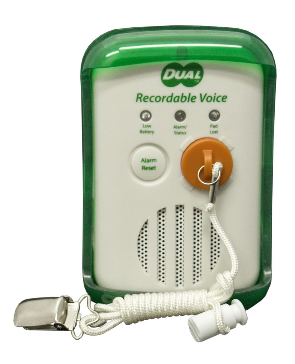 Voice Recordable Pull String Monitor