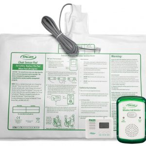 Wireless Call Monitor System; 10 X 15″ Chair Sensor & Pager – WMC1-SYS