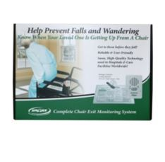 Easy-to-Use™ Chair Alarm With Corded Chair Pad (10″x 15″) – RP-BC1-SYS