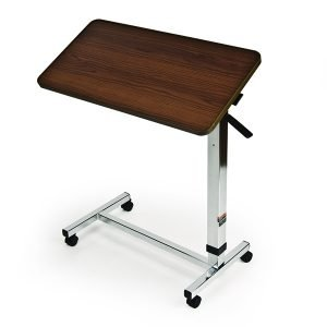 Invacare Overbed Table With Tilt-Top 6418