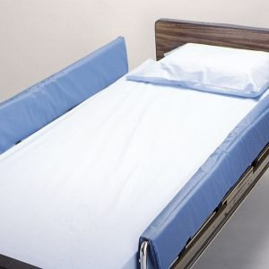 Vinyl Bed Rail Pads – Pair