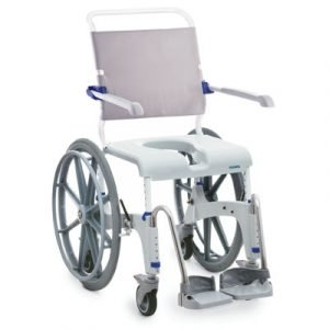 Invacare Aquatec Ocean Self Propel Shower Commode