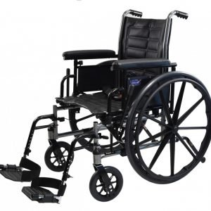 Invacare Tracer SX5 Folding Wheelchair