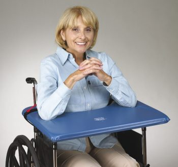 Wheelchair SoftTop Tray